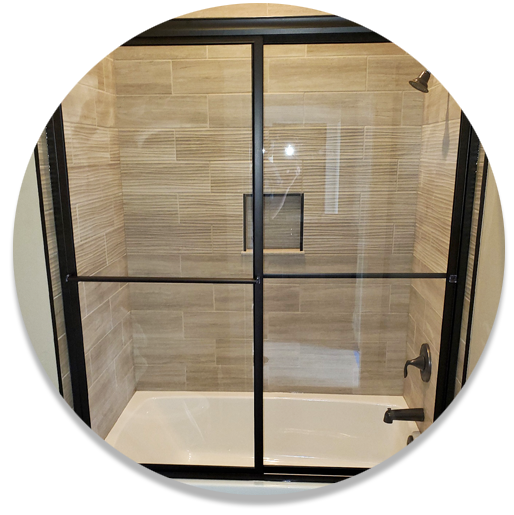 Glass Shower Door 3