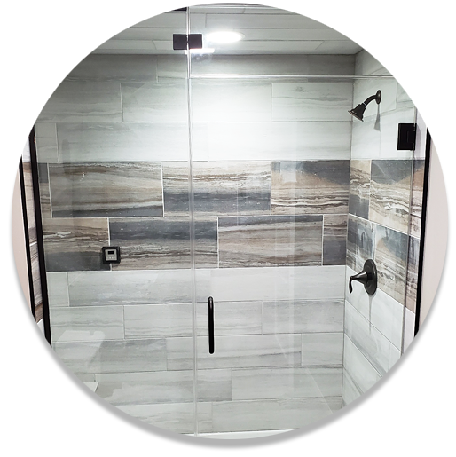 Glass Shower Door 4